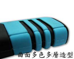 多色矽膠自然成型產品-曲面多色多層造型