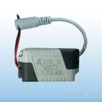 LED电源系列, LED恒流电源9W300mA