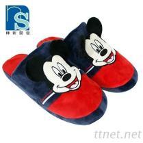 絨毛拖鞋卡通造型拖鞋