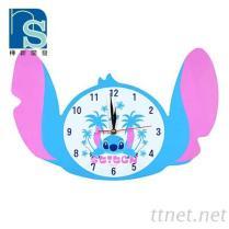 鐘 時鐘 掛鐘 卡通造型鐘 廣告贈品鐘