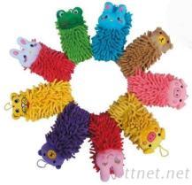 動物造型擦手巾