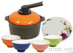 陶瓷鍋碗組