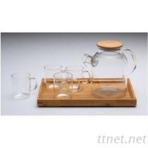 耐热玻璃水壶组