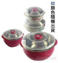 不鏽鋼保鮮碗
