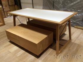中島展示桌
