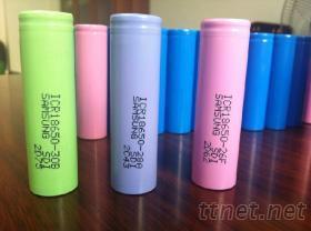 日韓系列18650鋰電池
