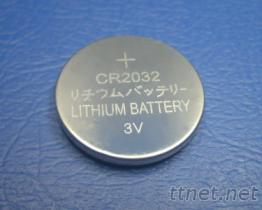 CR2032 鈕扣型鋰電池