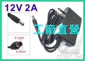 12V 2A 电源 适配器 变压器 美规