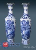 陶瓷商務禮品大花瓶