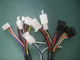 各式电子线连接器线组
