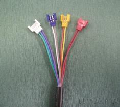电子线连接器线组