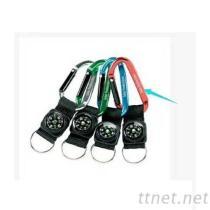 登山扣挂绳