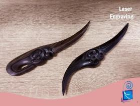 紫檀拆信刀