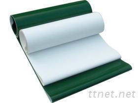 PU擋板輸送帶, PVC擋板輸送帶, 白色擋板帶