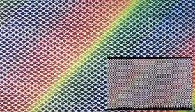 型体反光材料-菱形纹