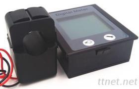 交流電能計量表 100A 電力監測儀 電錶 全視角顯示 數顯表 電壓錶 電流錶 功率表