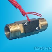 干簧管原理水流開關, 水系統流量開關, 銅質水流開關, 流量開關, 磁力式水流開關