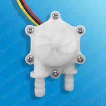 小型塑料POM食品级水流传感器