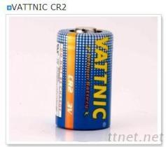 VATTNIC 充電式CR2電池