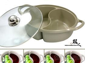 陶瓷鴛鴦鍋