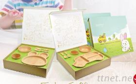 兒童餐具禮盒