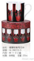 CVD品牌澳洲Christopher Vine設計馬克杯