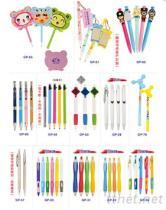 廣告塑膠筆