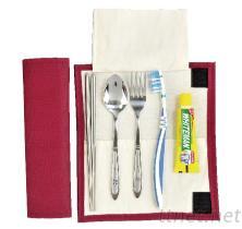 牙刷食具组