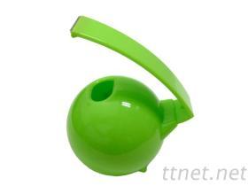造型胶带台 - 绿色
