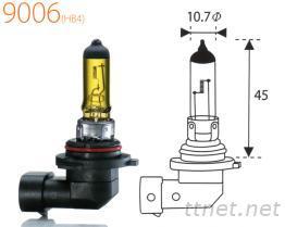 9006-Yellow卤素灯泡