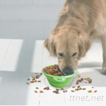 矽膠寵物碗, 折疊式矽膠寵物碗