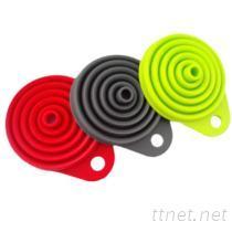 KN-硅胶漏斗, 食品级硅胶漏斗