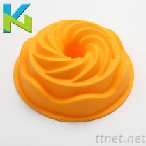玫瑰花形狀蛋糕模 超大蛋糕烤盤模具 食品級矽膠蛋糕模具