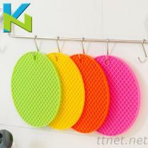 矽膠蜂窩墊耐高溫家用隔熱防滑墊 食品級矽膠墊子