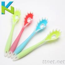 KN-硅胶厨具捞面勺