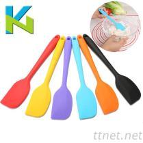 KN-矽膠包尼龍奶油刮刀