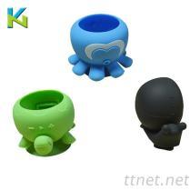 KN-卡通动物影响套|创意礼品音响套|乌龟影响套