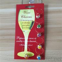 酒杯吊飾環|酒杯環