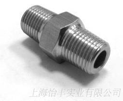 不鏽鋼直通外螺紋管接頭, 不鏽鋼管接頭