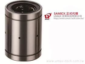 SAMICK直线轴承-三益精工, 库存齐全, 昱兴科技台湾正式代理