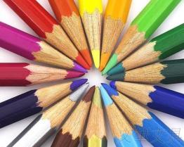 36色色铅笔