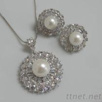 華麗珍珠套組