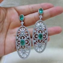 珍藏版-波西米亚民族风时尚耳环