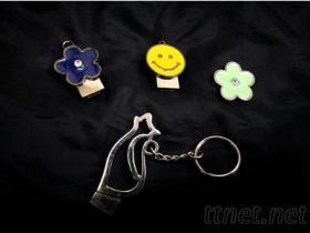 帶頭鑰匙圈,客製化鑰匙圈,禮贈品鑰匙圈