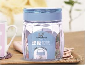 玻璃密封罐, 儲物罐, 密封罐