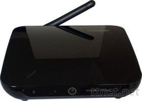 四核雲播放器穀歌TV, 智能電視盒IPTV