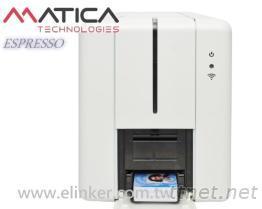 彩色印卡機, 識別證印製
