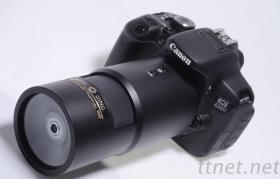 單眼數位相機用顯微鏡頭及近攝鏡頭