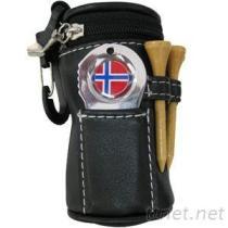 高尔夫球配件包 弹性高尔夫球 球叉