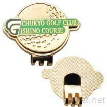 高爾夫帽夾
